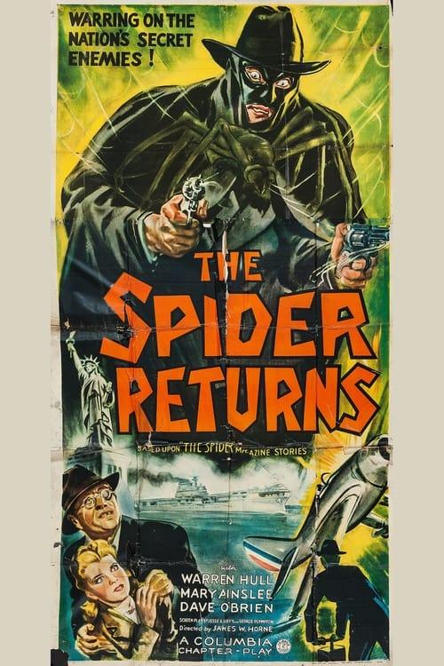 The Spider Returns