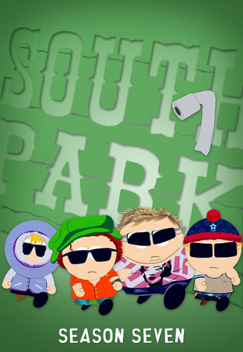 Watch South Park Season 7 in English Online Free