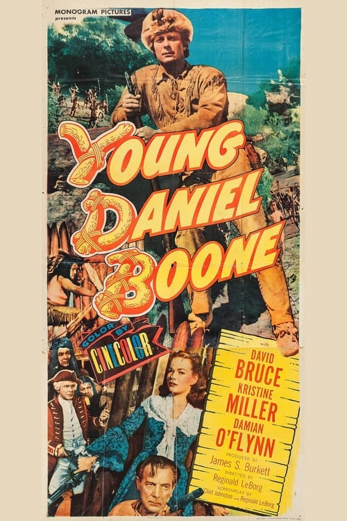 Young Daniel Boone