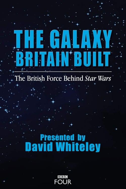 The Galaxy Britain Built: The British Force Behind Star Wars