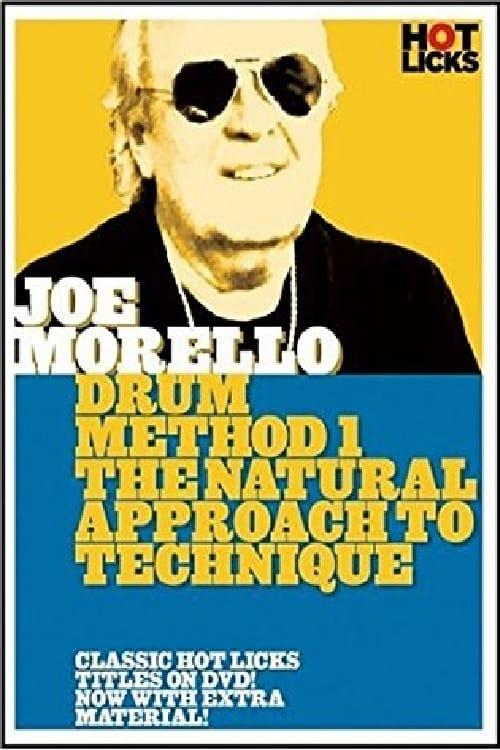 Joe Morello - Natural Approach to Technique