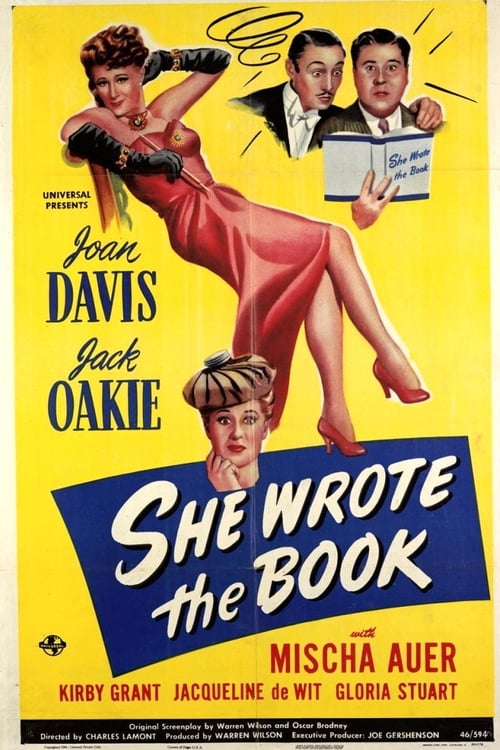 She Wrote the Book