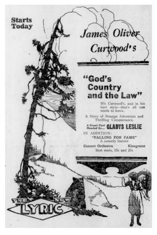 God's Country and the Law