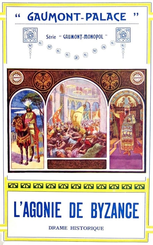The Agony of Byzantium