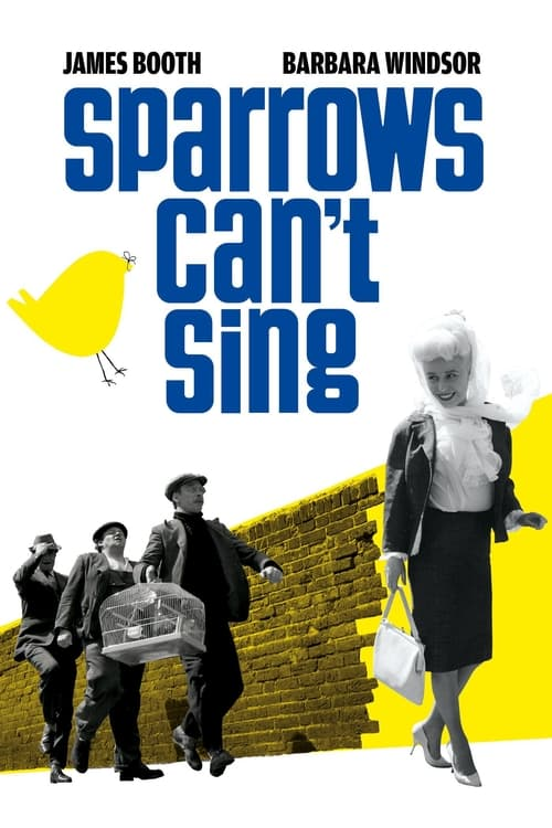 Sparrows Can't Sing