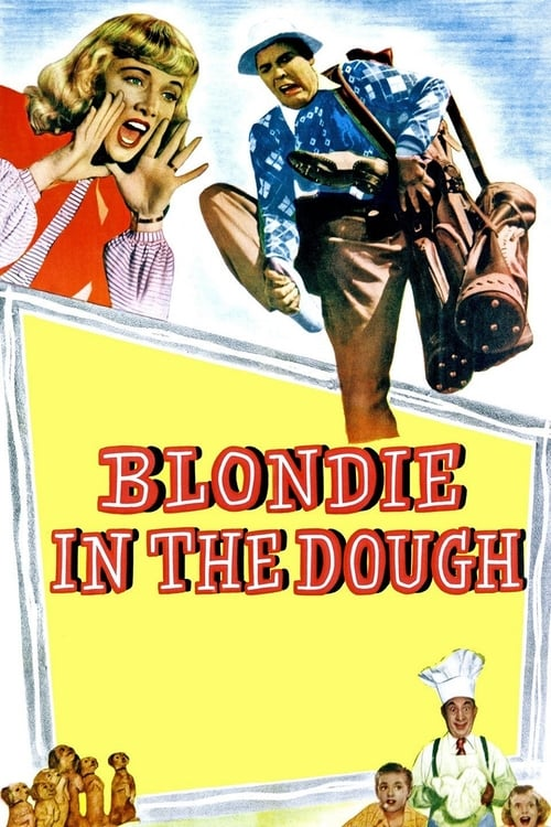 Blondie in the Dough