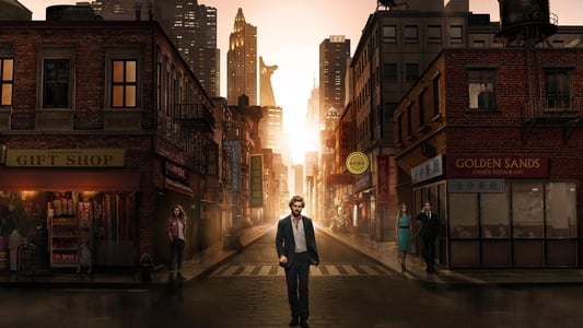 Iron Fist – Saison 1 Streaming HD