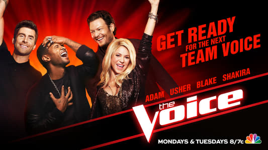 The Voice Season 2 Episode 1 : The Blind Auditions (1)