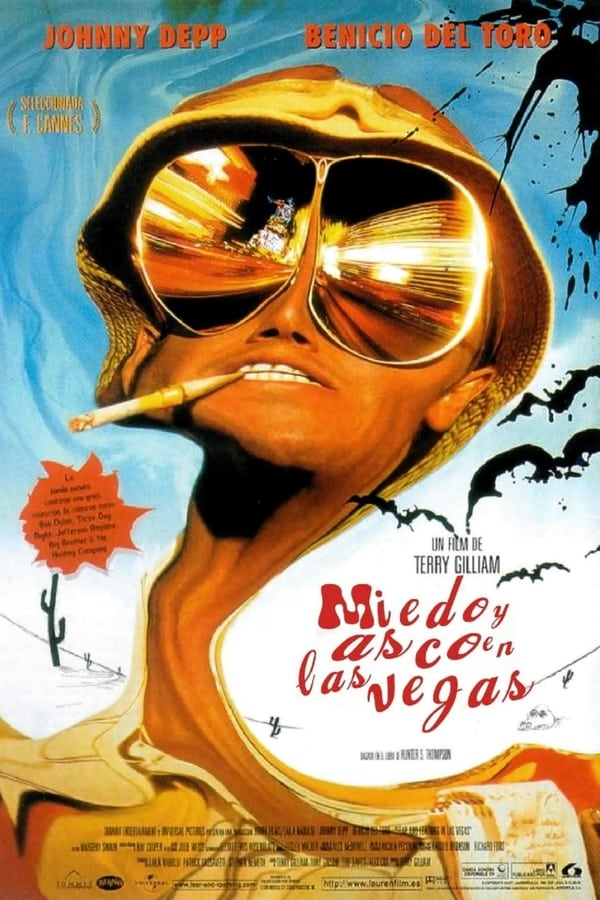 Miedo y asco en Las Vegas (Fear and Loathing in Las Vegas)