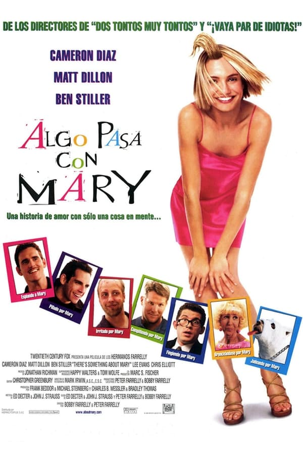 Algo pasa con Mary (Loco por Mary)