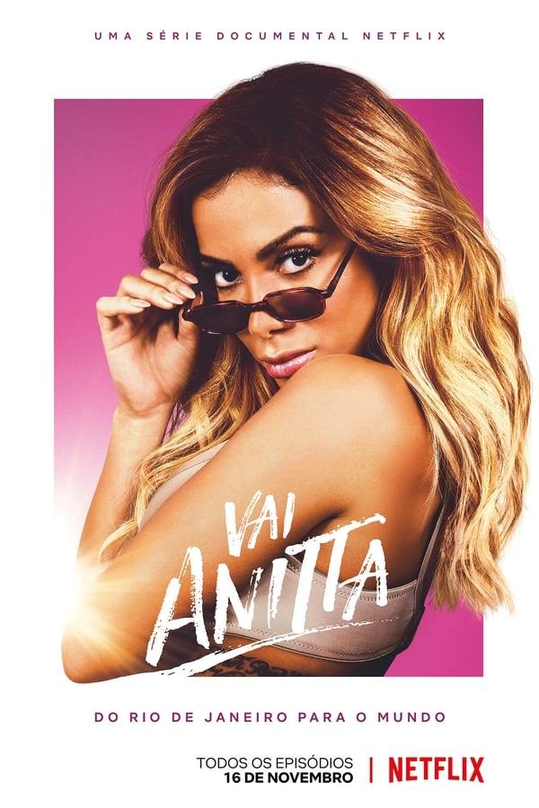 Baixar Vai Anitta 1ª Temporada (2018) Torrent Dublado via Torrent