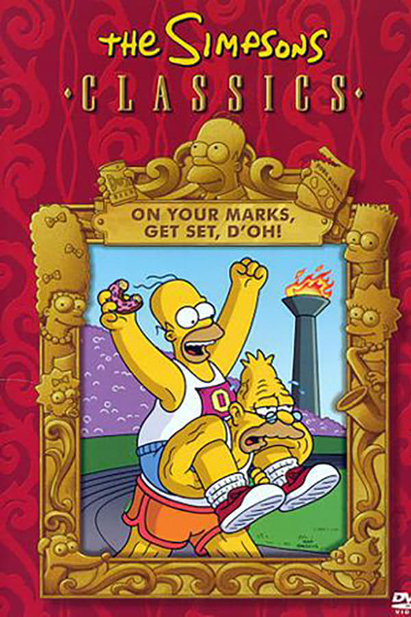 The Simpsons - On Your Marks, Get Set, D'oh!