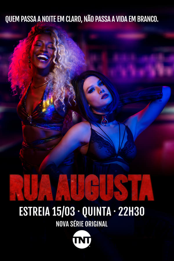Baixar Rua Augusta 1ª Temporada (2018) Torrent Dublado via Torrent