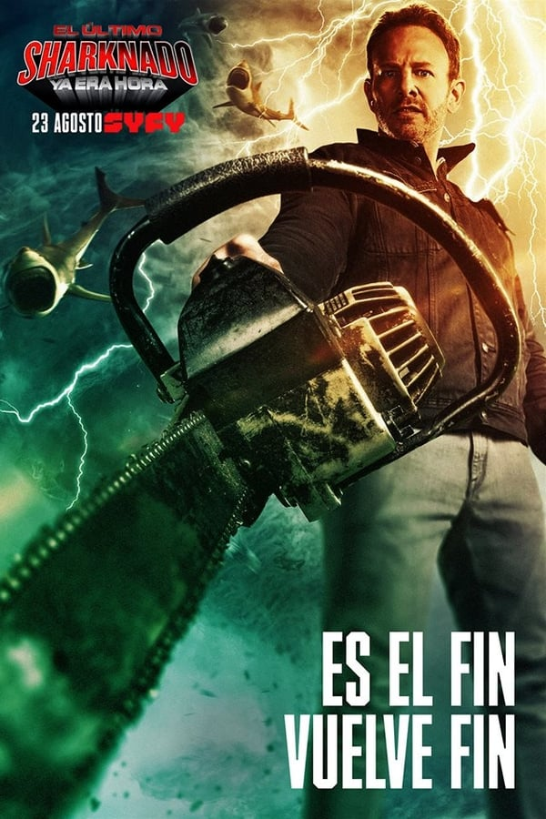 Sharknado 6: Ya era hora