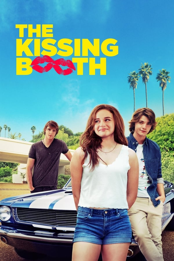 Mi Primer Beso (The Kissing Booth) ()