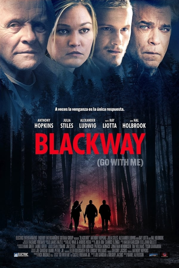 Blackway (El protector) Go with Me