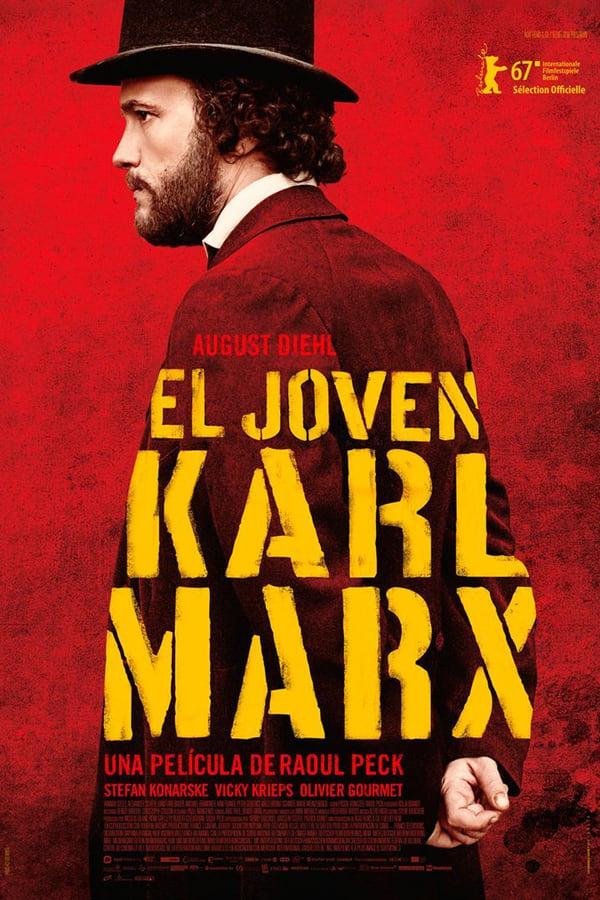 El joven Karl Marx ()