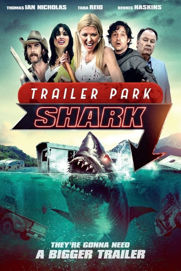Shark Shock  (Trailer Park Shark)