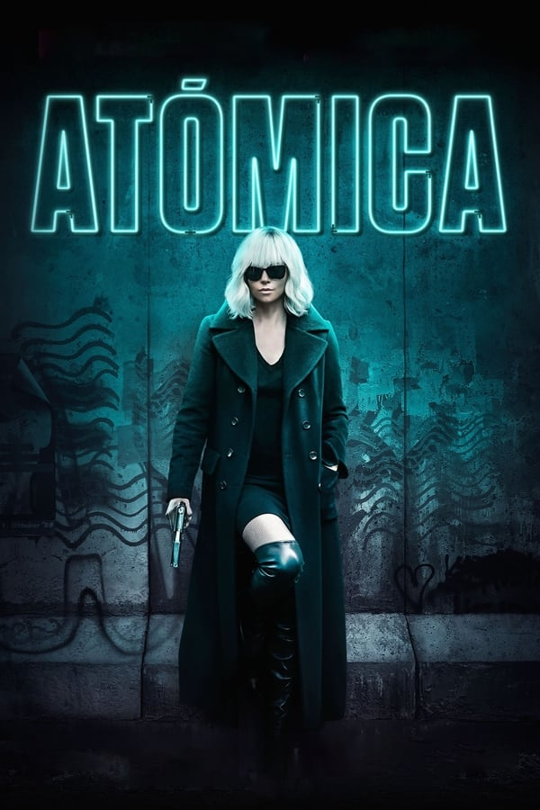 Atómica (Atomic Blonde) ()