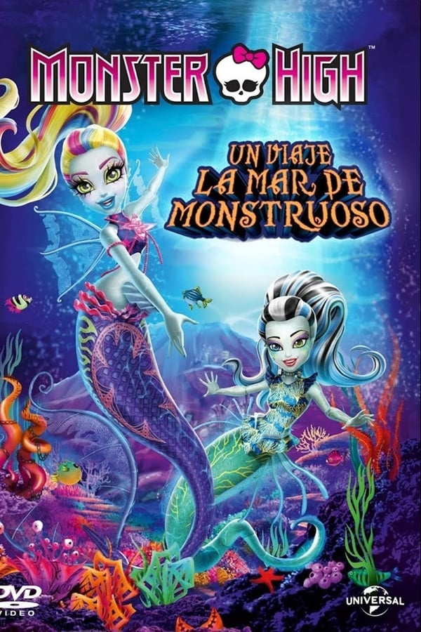 Monster High: El Gran Arrecife Monstruoso