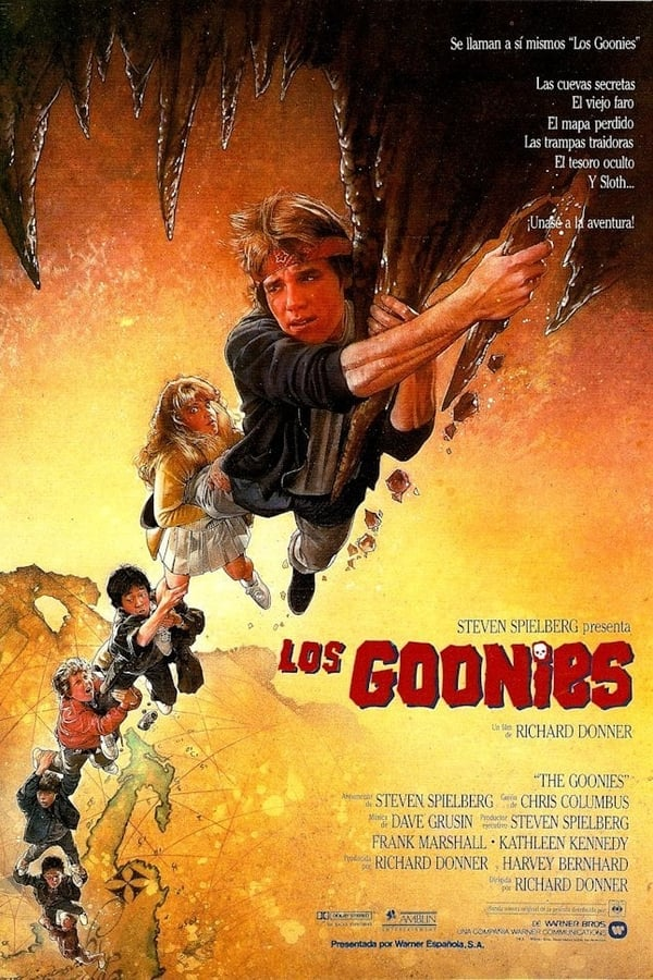 The Goonies (Los goonies)