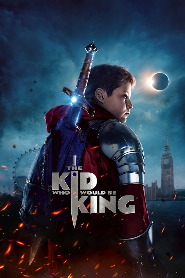 Nacido para ser rey (The Kid Who Would Be King) ()