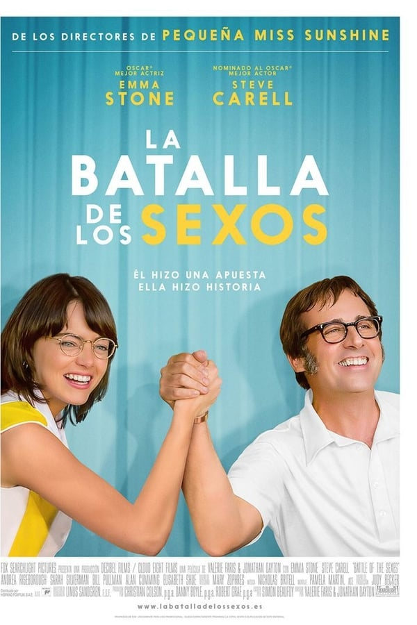 La batalla de los sexos (Battle of the Sexes) ()