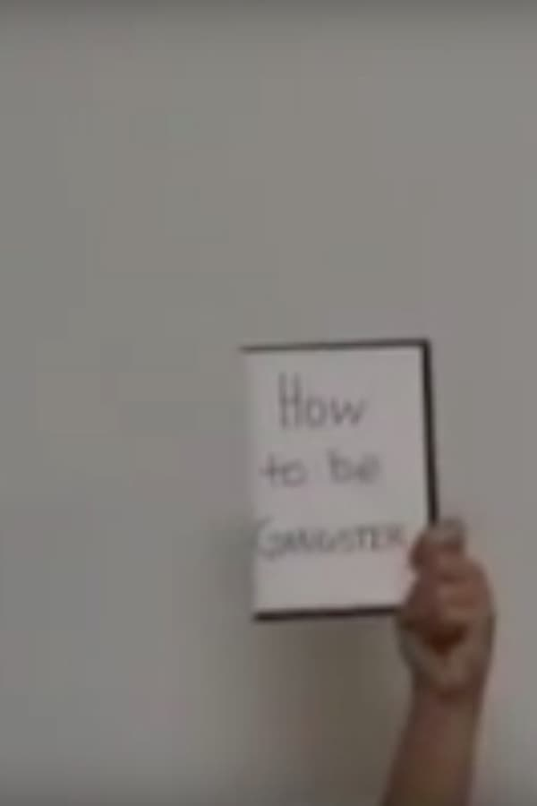 How to be Gangster