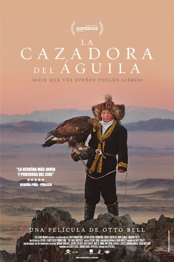 The Eagle Huntress (La cazadora del águila)