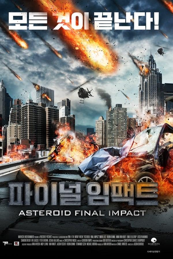 Asteroide: Impacto final