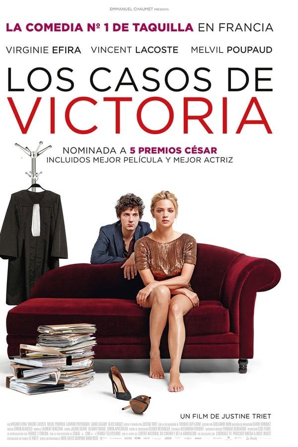 Los casos de Victoria (In Bed with Victoria)