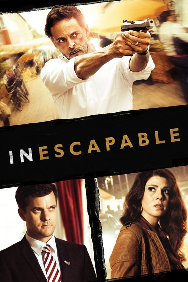 Inescapable (Rescate en Damasco)