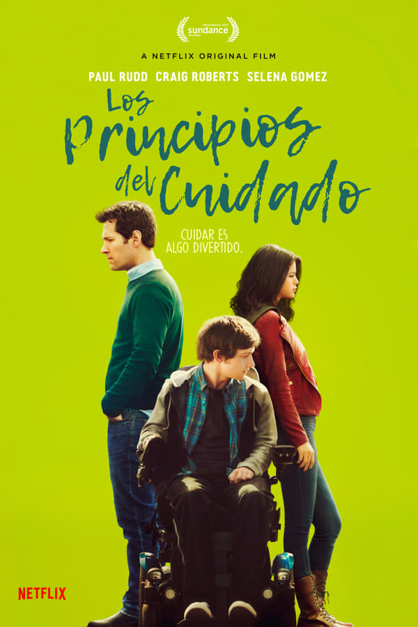 Los principios del cuidado  (The Fundamentals of Caring) ()
