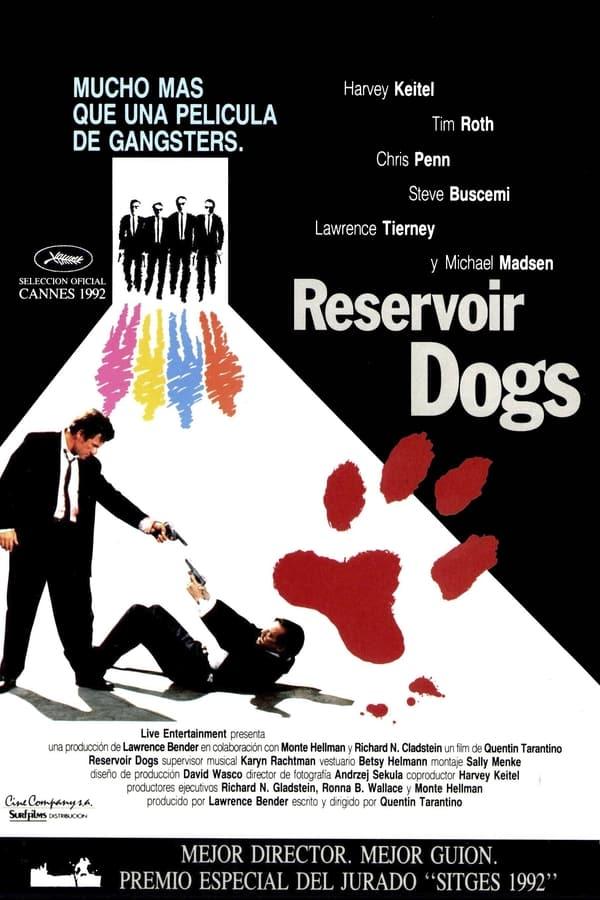 Perros de la calle (Reservoir Dogs)