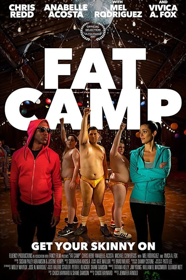 Fat Camp (2017) [BRRip 720p] [Latino] [1 Link] [MEGA]