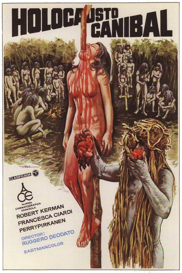 Holocausto canibal (Cannibal Holocaust)