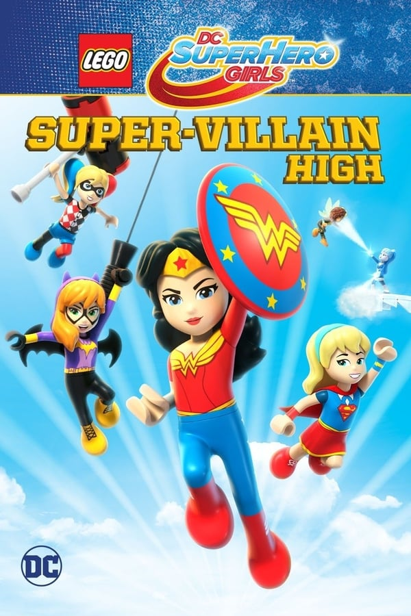 Lego DC Super Hero Girls: Instituto de supervillanos ()