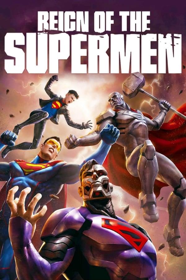 La muerte de Superman: Parte 2: El reinado de los superhombres