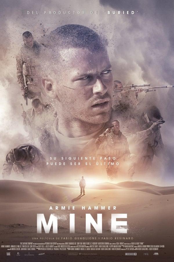 Mine (Sobreviviendo en el desierto)