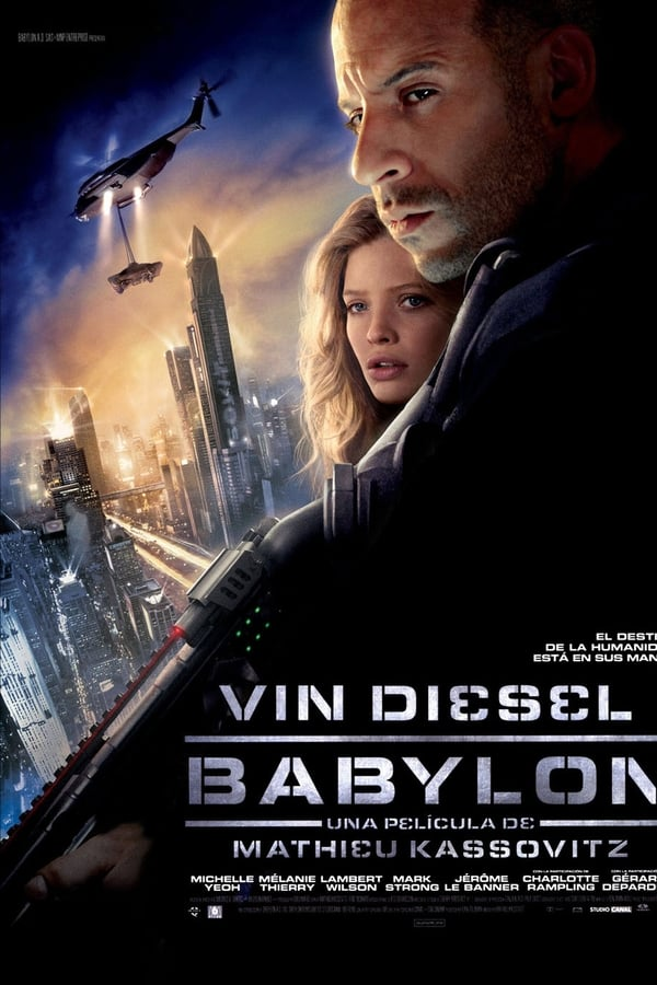 Babylon (Mision Babilonia)