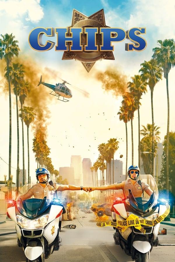 CHIPS: Loca patrulla motorizada