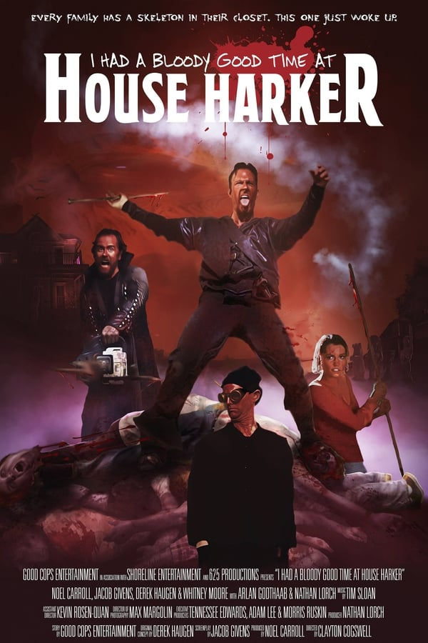 I Had A Bloody Good Time At House Harker (Pasándolo de coña en la casa Harker)