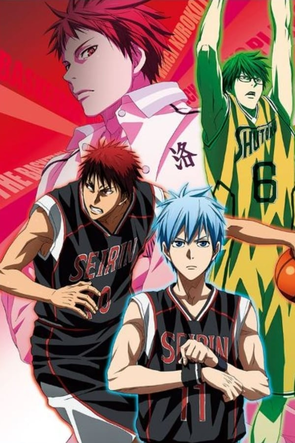 Kuroko no Basket Movie 3: Winter Cup
