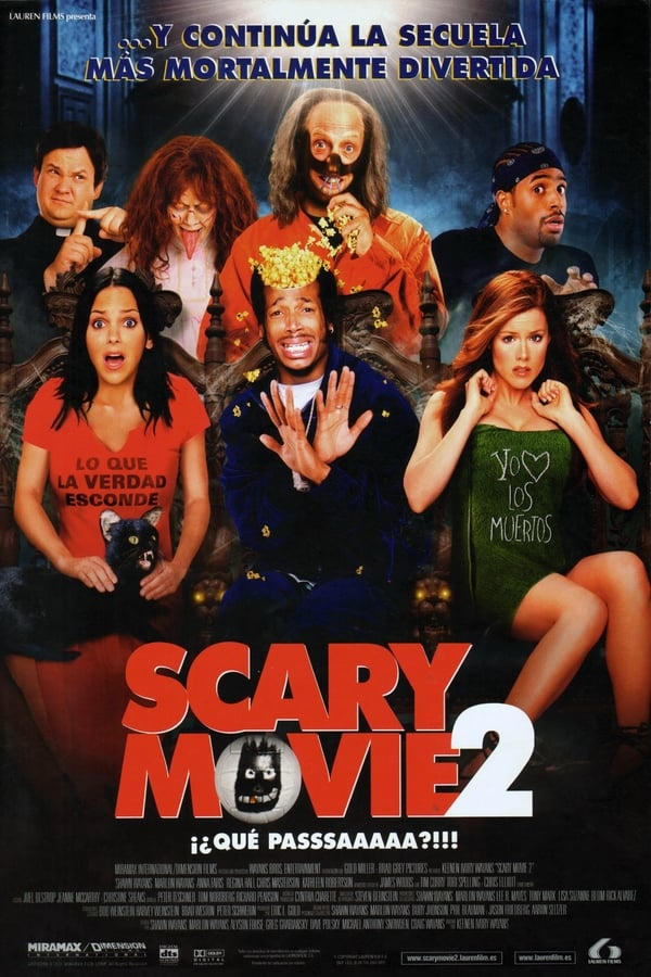Scary Movie 2: Otra película de miedo ()