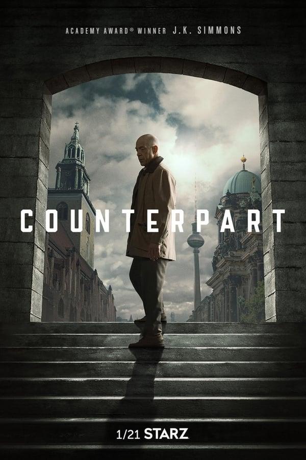 Counterpart Saison 2 en streaming