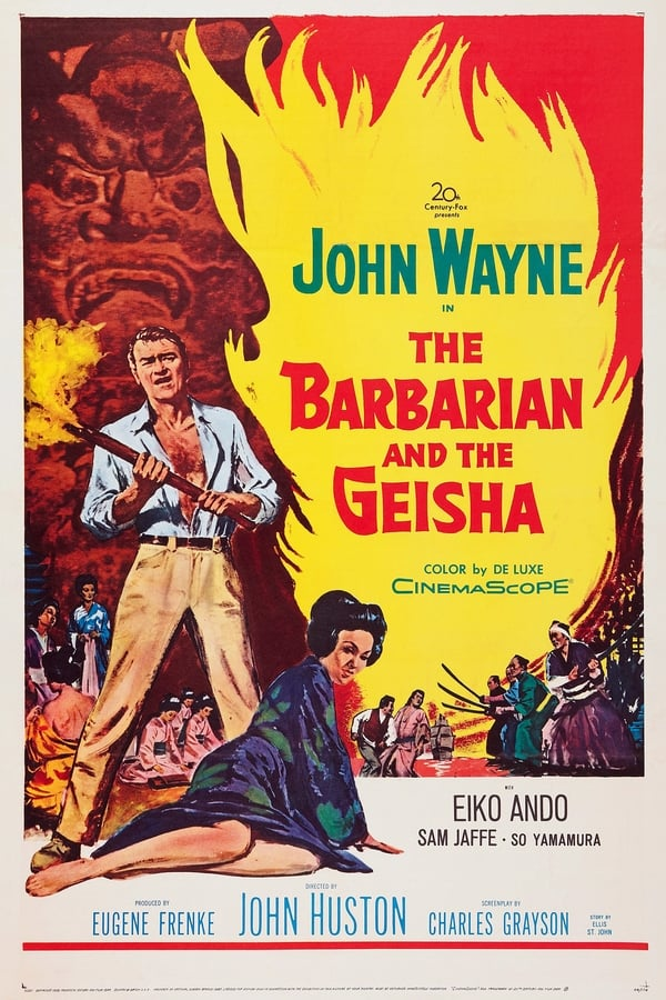 The Barbarian and the Geisha