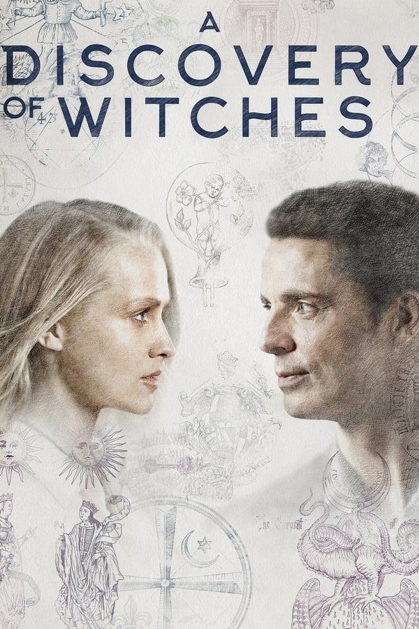A Discovery Of Witches  Saison 1 en streaming