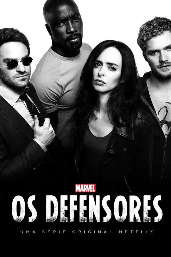 Os Defensores – The Defenders