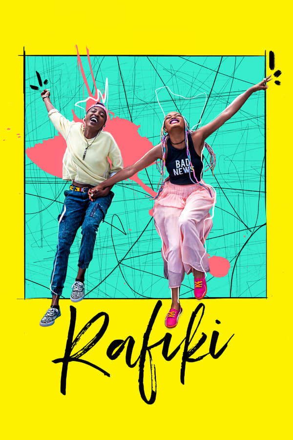 Baixar Rafiki (2019) Dublado via Torrent