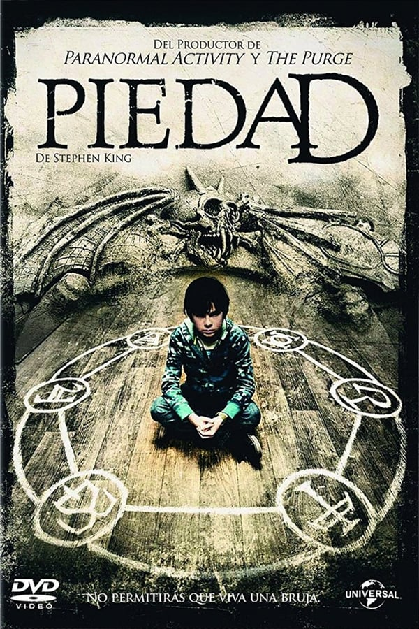 Piedad (de Stephen King) Mercy ()